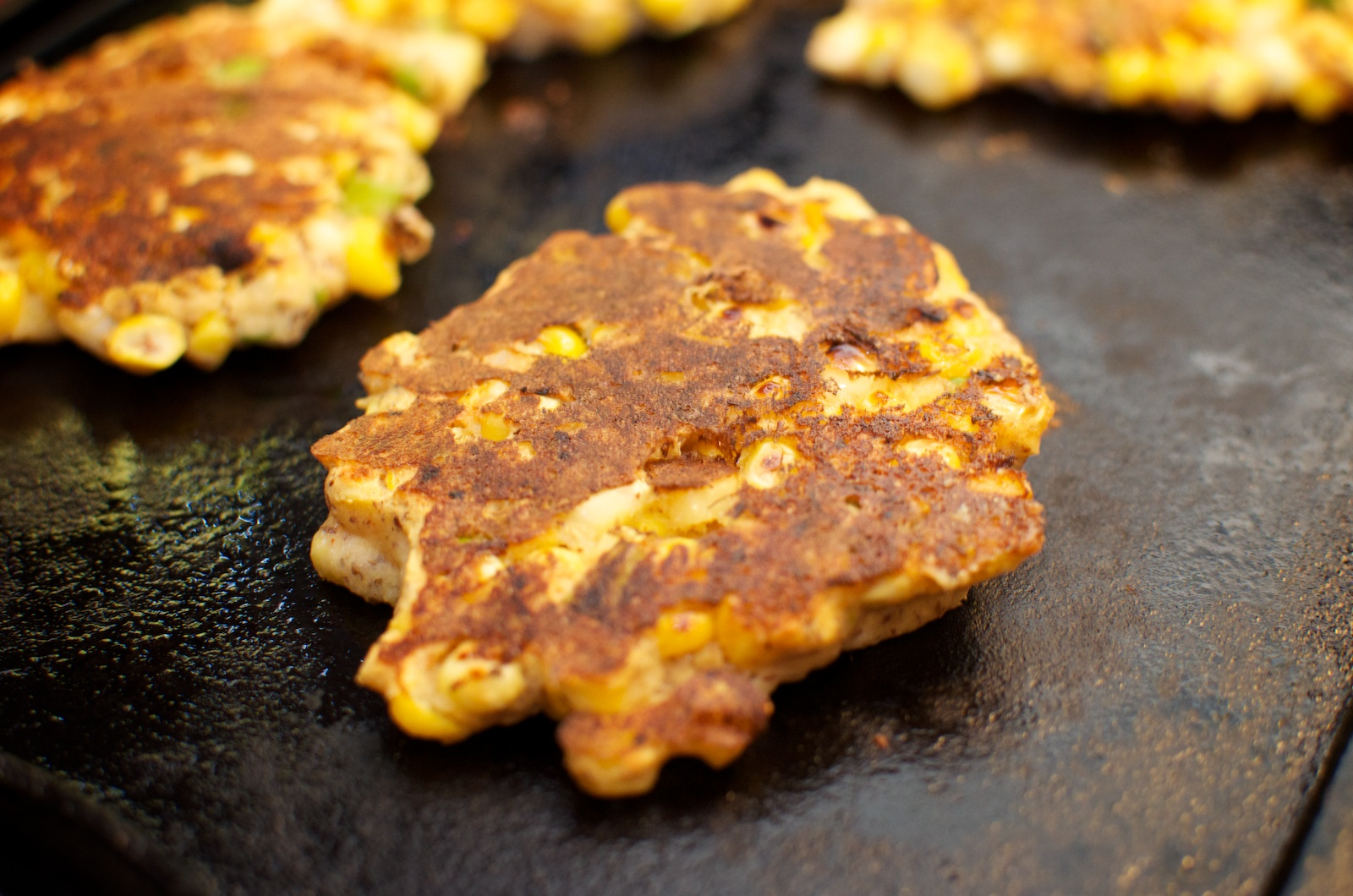 zucchini and corn fritters rule the world for reals thai style corn ...