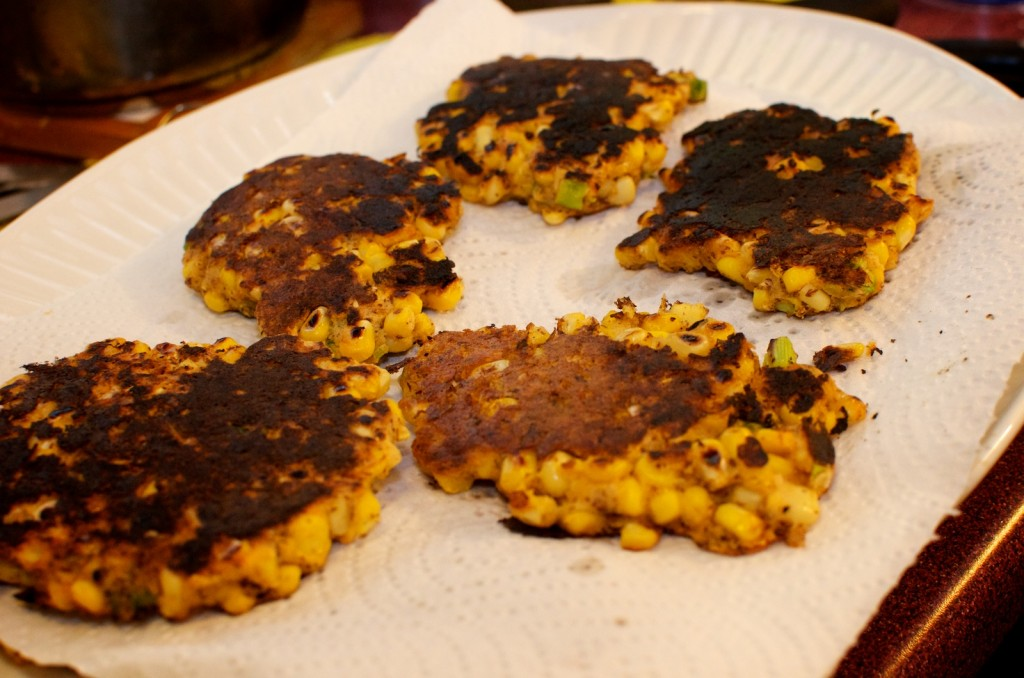 Corn Fritters Recipe — Dishmaps