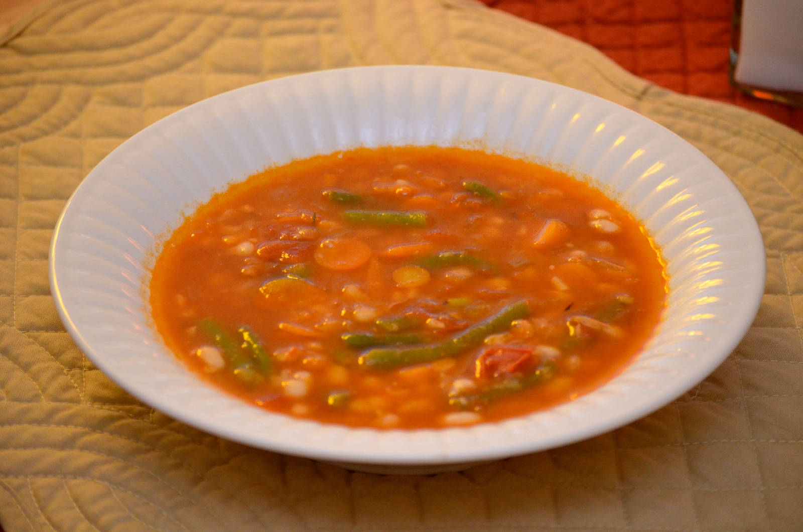 Navy Bean Soup I Recipes — Dishmaps