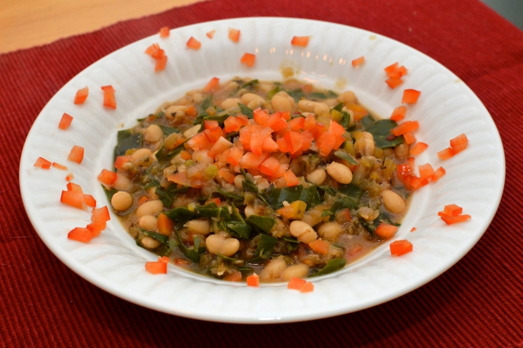 Collard Greens White Bean Soup