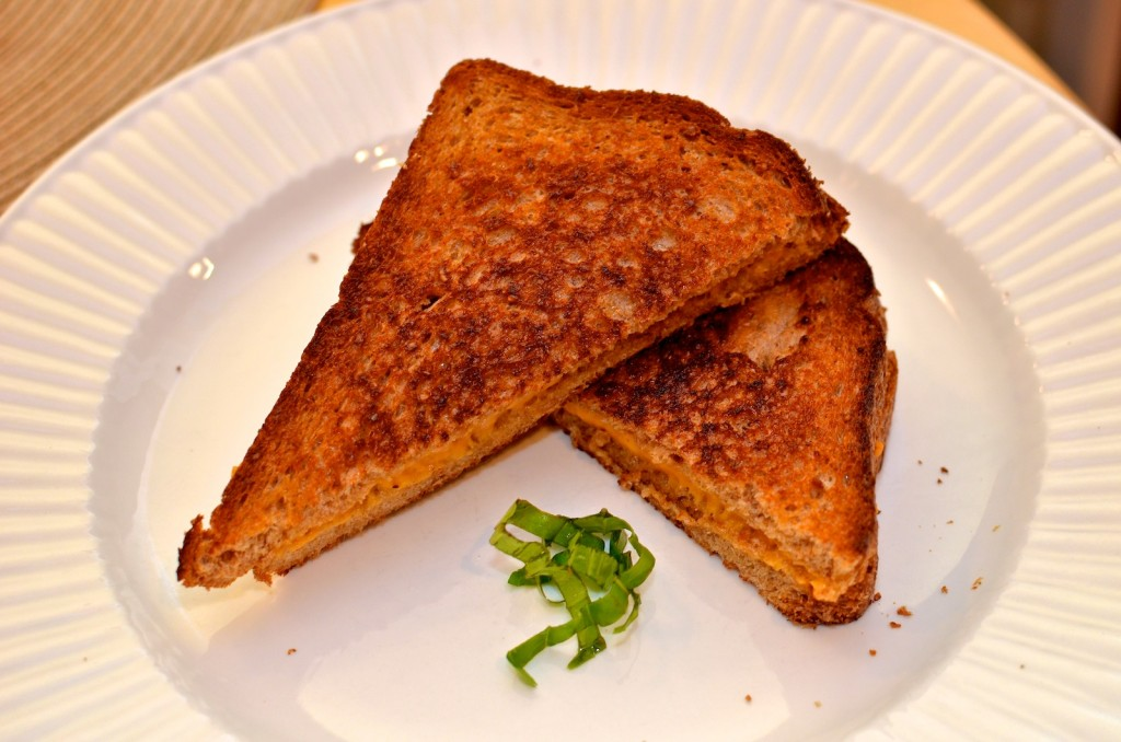 Daiya Grilled Cheese